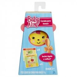 Kit Comidinha Acessórios Baby Alive Refil com 8un