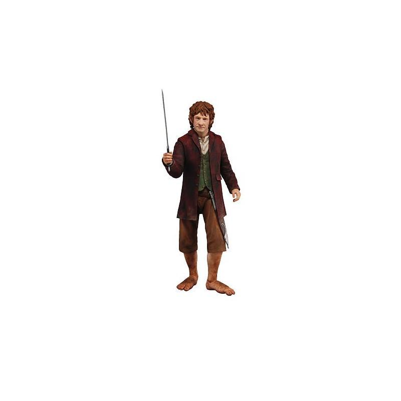 Boneco Bilbo Bolseiro O Hobbit 30cm