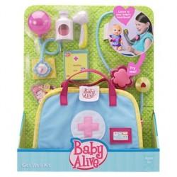 Kit de Acessórios Boneca Baby Alive Primeiros Socorros
