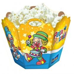 Caixa para Pipoca Patati Patata Festa Infantil 8un