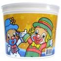 Baldinho para Pipoca Patati Patata Festa Infantil 8un