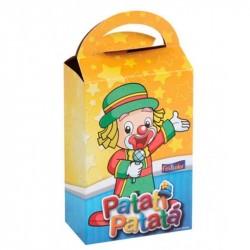 Caixa para Lembrancinha Patati Patata Festa Infantil 8un