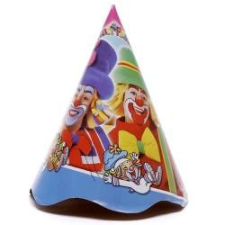 Chapéu de Aniversário Patati Patata Festa Infantil 12un