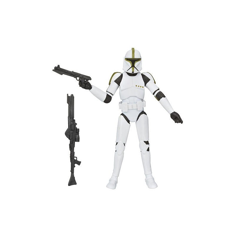 Boneco Star Wars Exército dos Clones Black Series Personagem Sargento