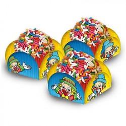 Forminha para Cupcake Wrapper Patati Patata Festa Infantil 12un