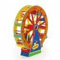 Enfeite de Mesa porta Doces CircoFesta Infantil Roda Gigante