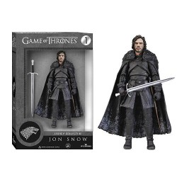 Boneco Game of Thrones Personagem Jon Snow