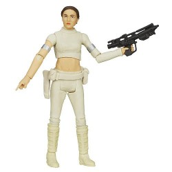 Boneco Star Wars Black Series Personagem Biggs Darklighter Padme Amidala