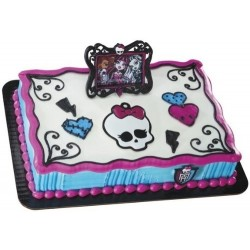 Bolo Decorativo Cenográfico Fake Monster High