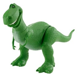 Boneco Toy Story 3 Personagem Rex