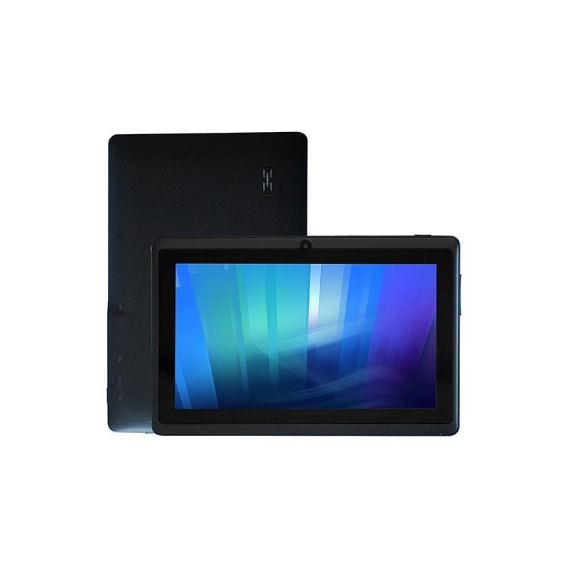 "Tablet U-Tech Legacy 8GB Wi-fi 7"" com Android 4.0 Processador Boxchip A10 1.2 GHz - Preto"