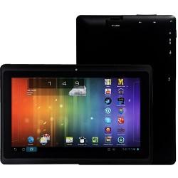 "Tablet Space BR 544450 4GB Tela 7"" Android 4.0 Processador 1.2GHz - Preto"
