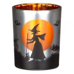 Luminária para Festa de Halloween Dia das Bruxas