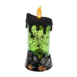Luminária para Festa de Halloween e Dia das Bruxas