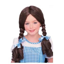 Peruca Infantil Dorothy Festa Carnaval Halloween