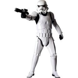 Fantasia Masculina Star Wars Exército dos Clones Festa Halloween