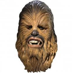 Máscara Chewbacca Star Wars Guerra nas Estrelas Carnaval Halloween