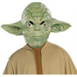Máscara Yoda Star Wars Guerra nas Estrelas Carnaval Halloween