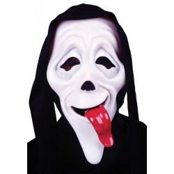 Máscara Pânico Engraçada Festa Carnaval Halloween