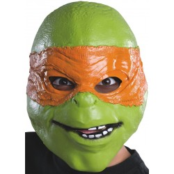 Máscara Tartarugas Ninjas Festa Carnaval Halloween