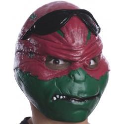 Máscara Tartarugas Ninjas Rafael Festa Carnaval Halloween