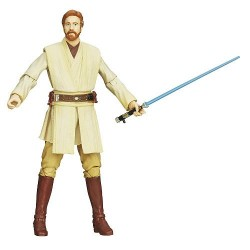 Figura de Ação Star Wars Black Series Personagem Obi-Wan Kenobi