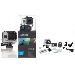 Câmera Filmadora GoPro HERO3 Black Edition - Surf