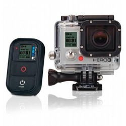 Câmera Filmadora GoPro HERO3 Black Edition - Surf
