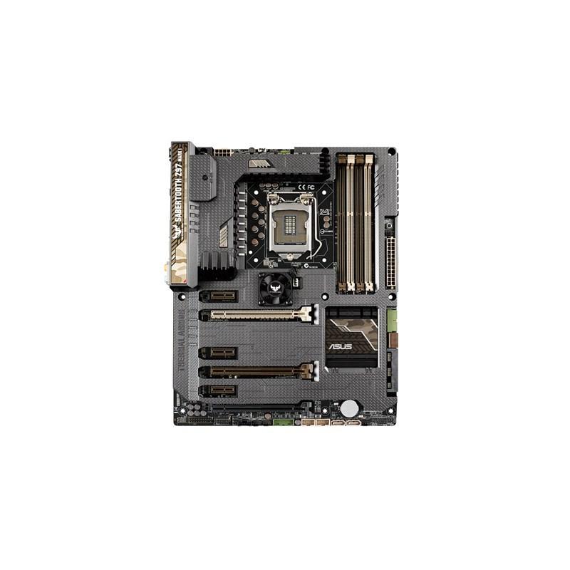 Placa-Mãe Asus SABERTOOTH Z97 MARK 1 Socket 1150 para 4º Geração de i3/i5/i7