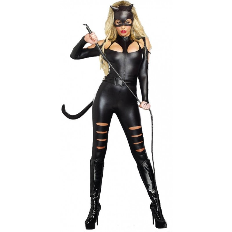 Fantasia de mulher gato pro carnaval [PUNIQRANDLINE-(au-dating-names.txt) 55