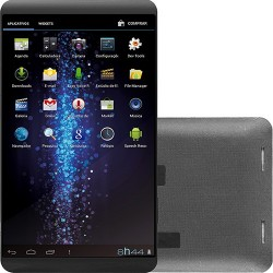 "Tablet Philco com TV Digital 7A-P111A 8GB Wi-fi Tela 7"" Android 4.0 Processador Cortex A8 1.0 GHz - Preto"
