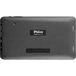 """Tablet Philco com TV Digital 7A-P111A 8GB Wi-fi Tela 7"""" Android 4.0 Processador Cortex A8 1.0 GHz - Preto"""