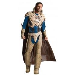 Fantasia Masculina Jor-El de Krypton Festa Halloween Carnaval