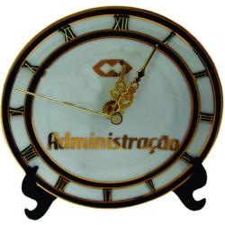 Relógio de Mesa Profissões Formandos Administração