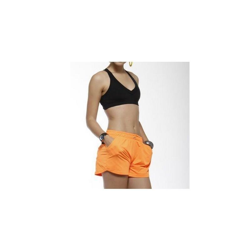 Conjunto moda Fitness Top e Shorts Academia Ginástica Yoga Pilates