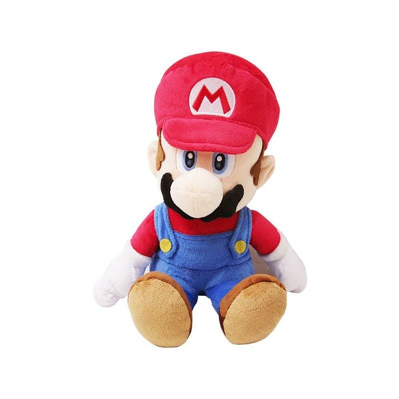 Boneco de Pelúcia Super Mario Nintendo