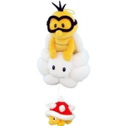 Boneco de Pelúcia Lakitu Super Mario Nintendo