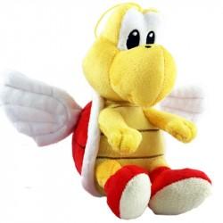 Boneco de Pelúcia Super Mario Tartaruga Koopa Paratroopa Nintendo