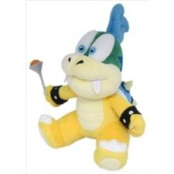 Boneco de Pelúcia Super Mario Larry Koopa Nintendo