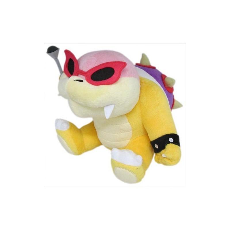 Boneco de Pelúcia Super Mario Roy Koopa Nintendo