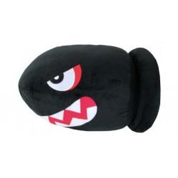 Boneco de Pelúcia Super Mario Bullet Bill Bala Nintendo