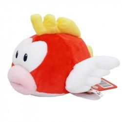 Boneco de Pelúcia Super Mario Peixe Cheep Cheep Nintendo