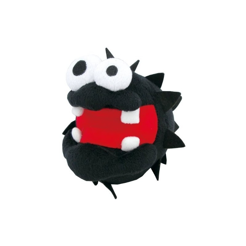 Boneco de Pelúcia Super Mario Fuzzy Nintendo