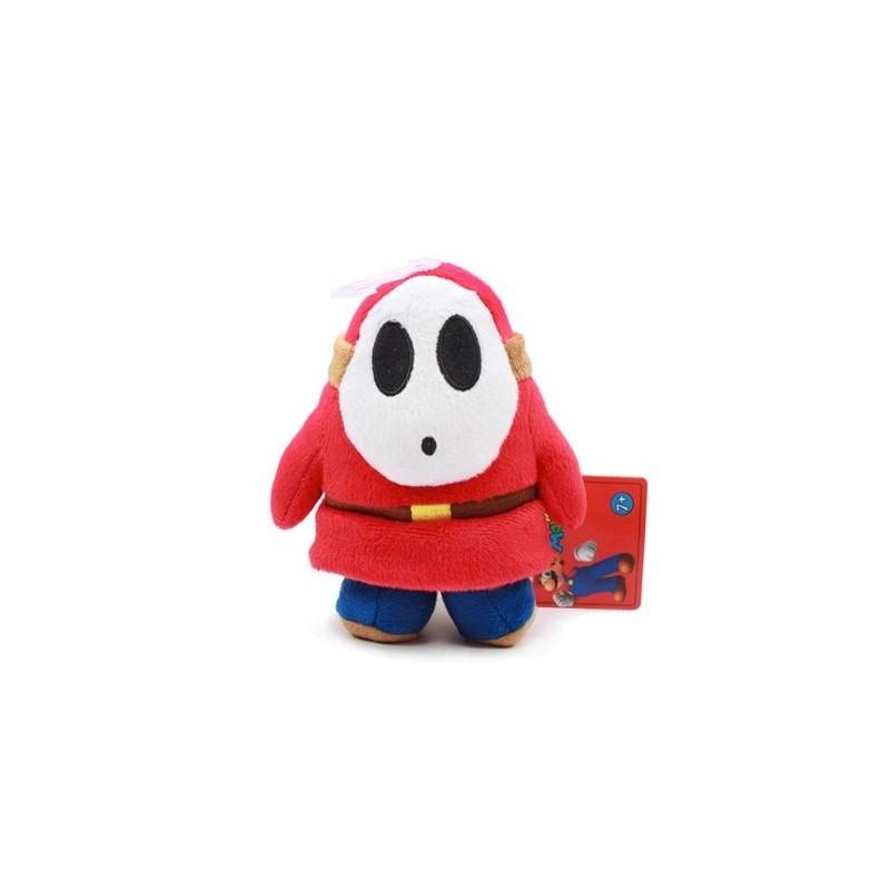 Boneco de Pelúcia Super Mario Shy Guy Nintendo