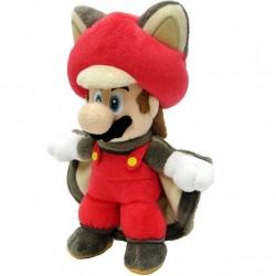 Boneco de Pelúcia Super Mário Esquilo Voador Nintendo