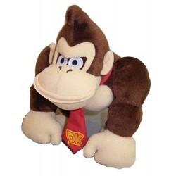 Boneco de Pelúcia Donkey Kong DK Personagens Jogos Nintendo