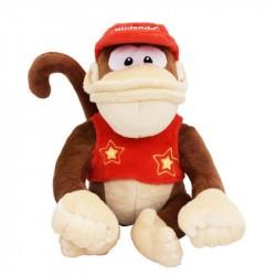 Boneco de Pelúcia Diddy Kong Personagens Jogos Nintendo