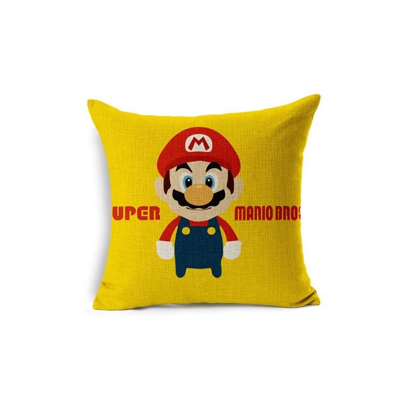 Almofada Decorativa Super Mário Broz