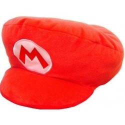 Almofada Decorativa Chapéu Vermelho Super Mário