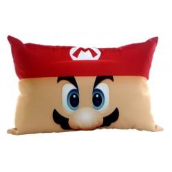 Almofada Decorativa Travesseiro Super Mário Broz